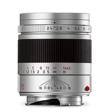 Leica Summarit-M 75 mm f/2,4 silver