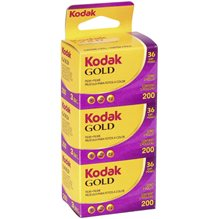 Kodak Gold 200 135-36 3-pack