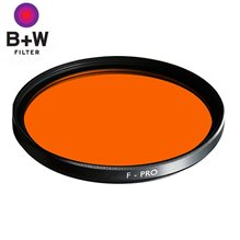 B+W  040 orange filter 55 mm MRC