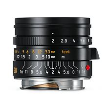 Leica Summicron-M 28 mm f/2,0 ASPH black