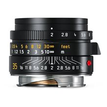 Leica Summicron-M 35 mm f/2,0 ASPH black