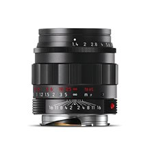 Leica Summilux-M 50 mm f/1,4 ASPH black chrome Classic
