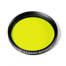 Leica Yellow E49  filter