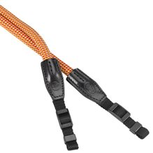 Leica Rope Strap by COOPH, 100 cm, Glowing Red SO med nylonfäste