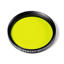 Leica Yellow E39  filter