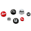 "Leica Soft Release Button ""M"", 12 mm ,svart"
