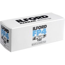 Ilford FP4 Plus, 120