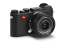 Leica CL svart Prime Kit (23 mm)